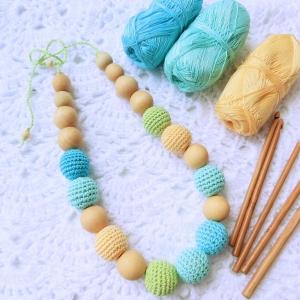 Nursing/teething necklace / 021 - woodico.pro 251 300x300