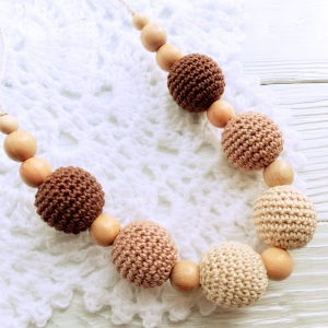 Nursing/teething necklace / 027 - woodico.pro 273 300x300