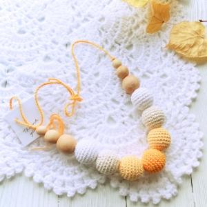 Nursing/teething necklace / 028 - woodico.pro 278 300x300
