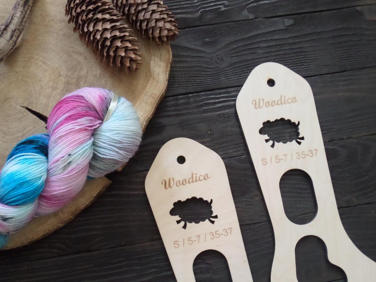woodico.pro wooden sock blockers 1 1200x900 - Wooden sock blockers / Sheep