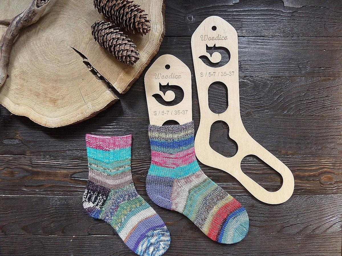 woodico.pro wooden sock blockers fox 4 1200x900 - Wooden sock blockers / Fox