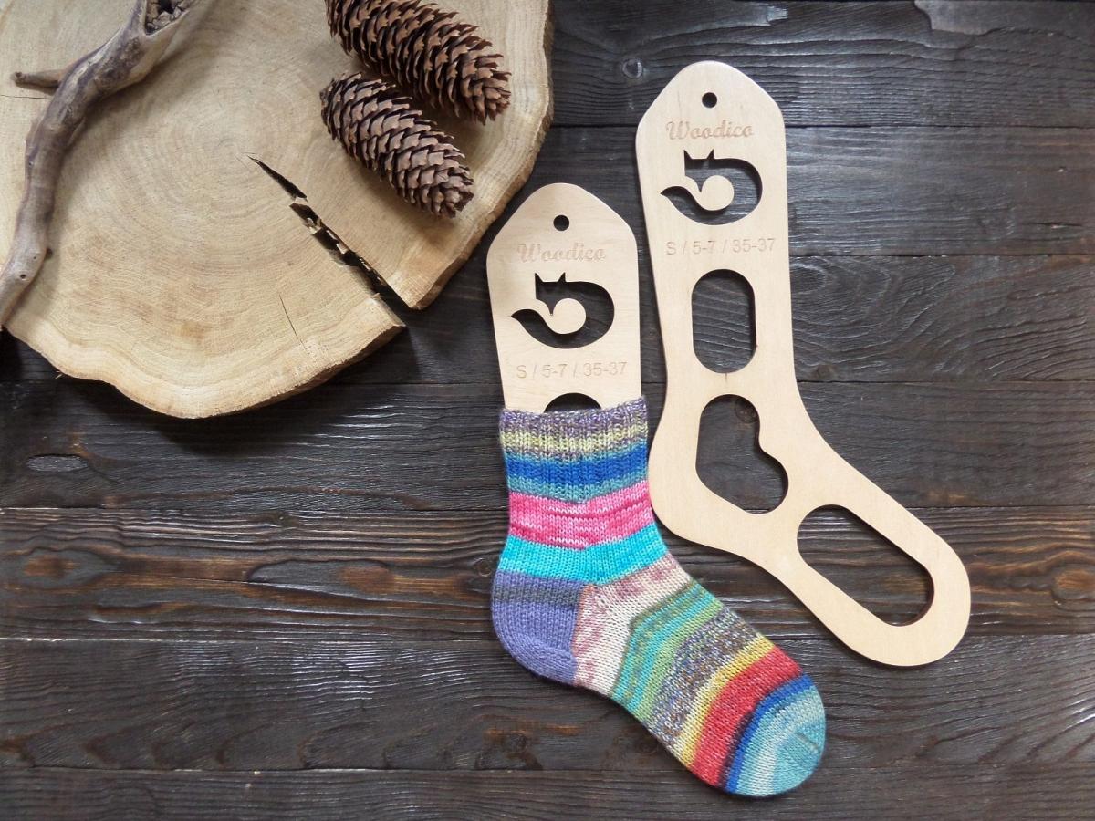 woodico.pro wooden sock blockers fox 5 1200x900 - Wooden sock blockers / Fox