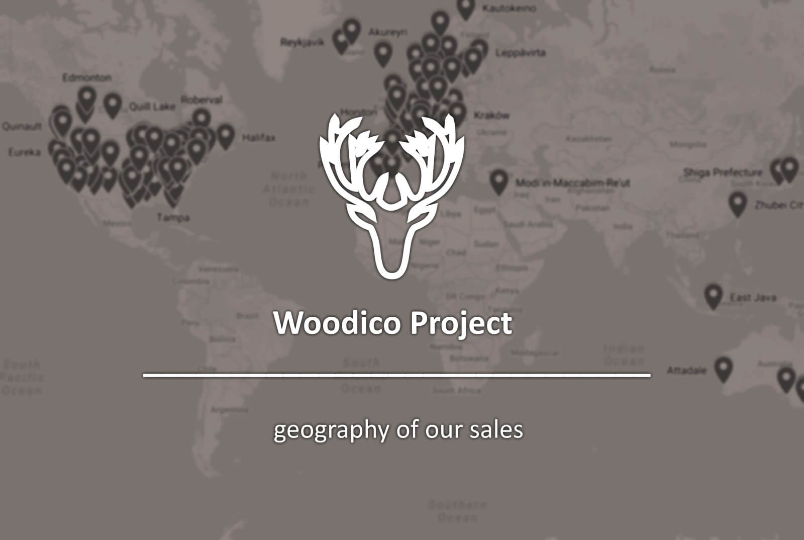 woodico.pro worldwide shipping - Worldwide shipping