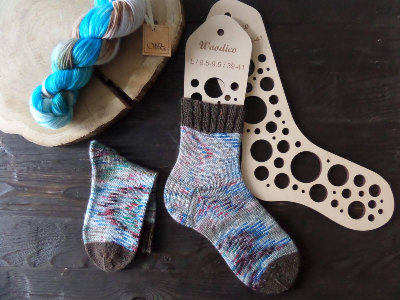 New product – Wooden sock blockers / Bubbles - woodico.pro wooden sock blockers bubbles