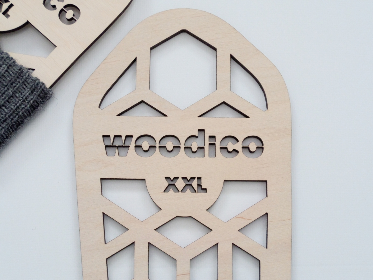 woodico.pro wooden sock blockers hexagons 3 1200x900 - Wooden sock blockers / Hexagons