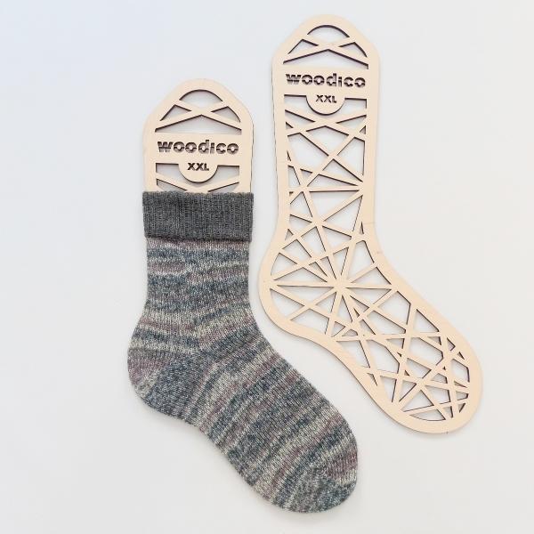 woodico.pro wooden sock blockers spiderweb 600x600 - Wooden sock blockers / Spiderweb