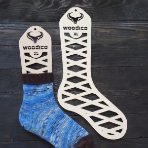 Wooden sock blockers / Taurus - woodico.pro wooden sock blockers taurus 9 300x300