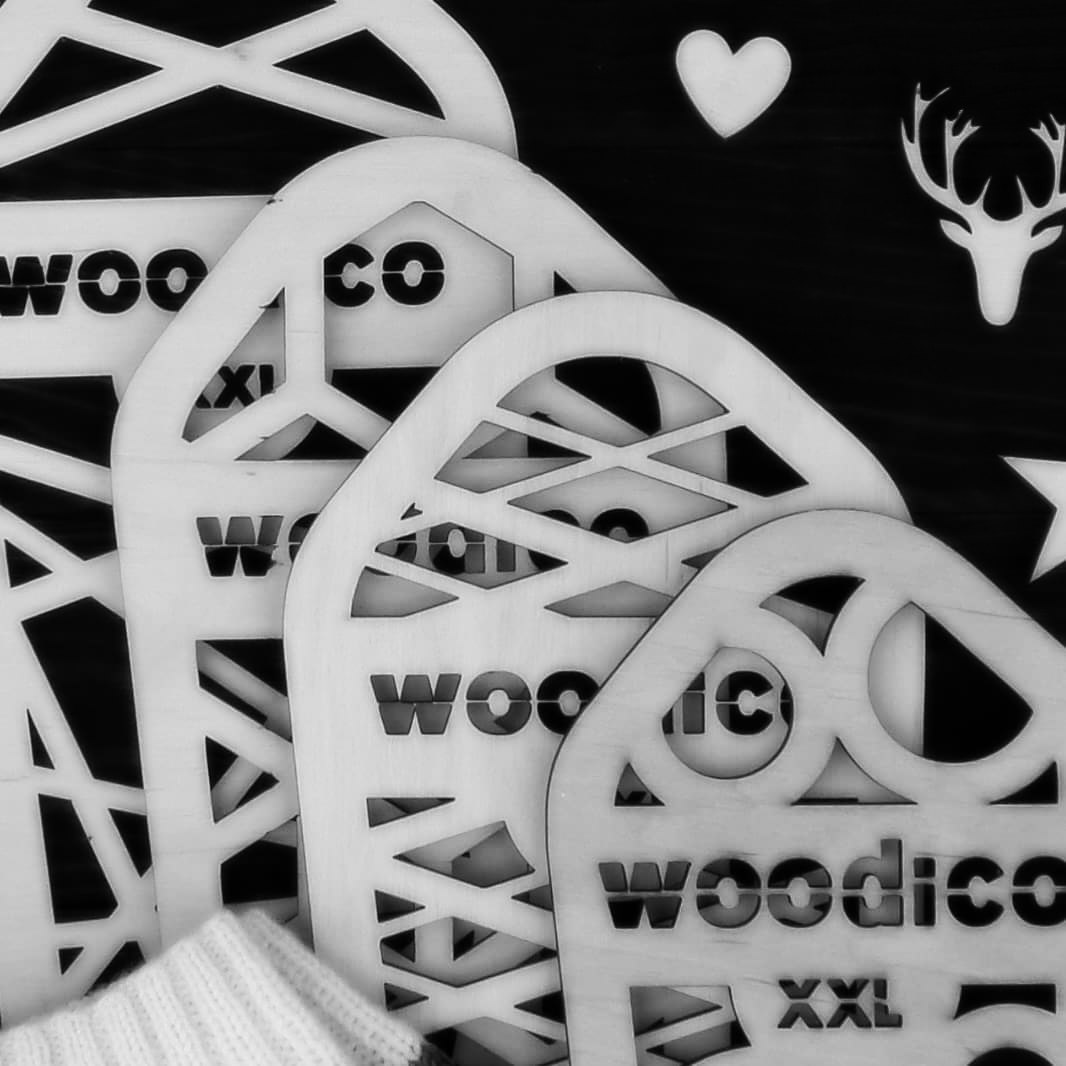 woodico.pro new products in shop modern wooden sock blockers with geometric patterns spiderweb sennit hexagons circles - New products in shop - Modern wooden sock blockers with geometric patterns Spiderweb, Sennit, Hexagons and Circles