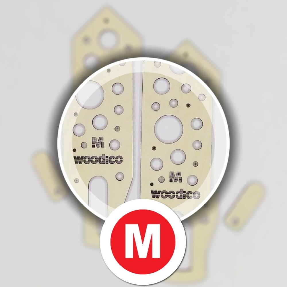 woodico.pro wooden mitten blockers nordic bubbles 3 - Wooden mitten blockers / Nordic Bubbles