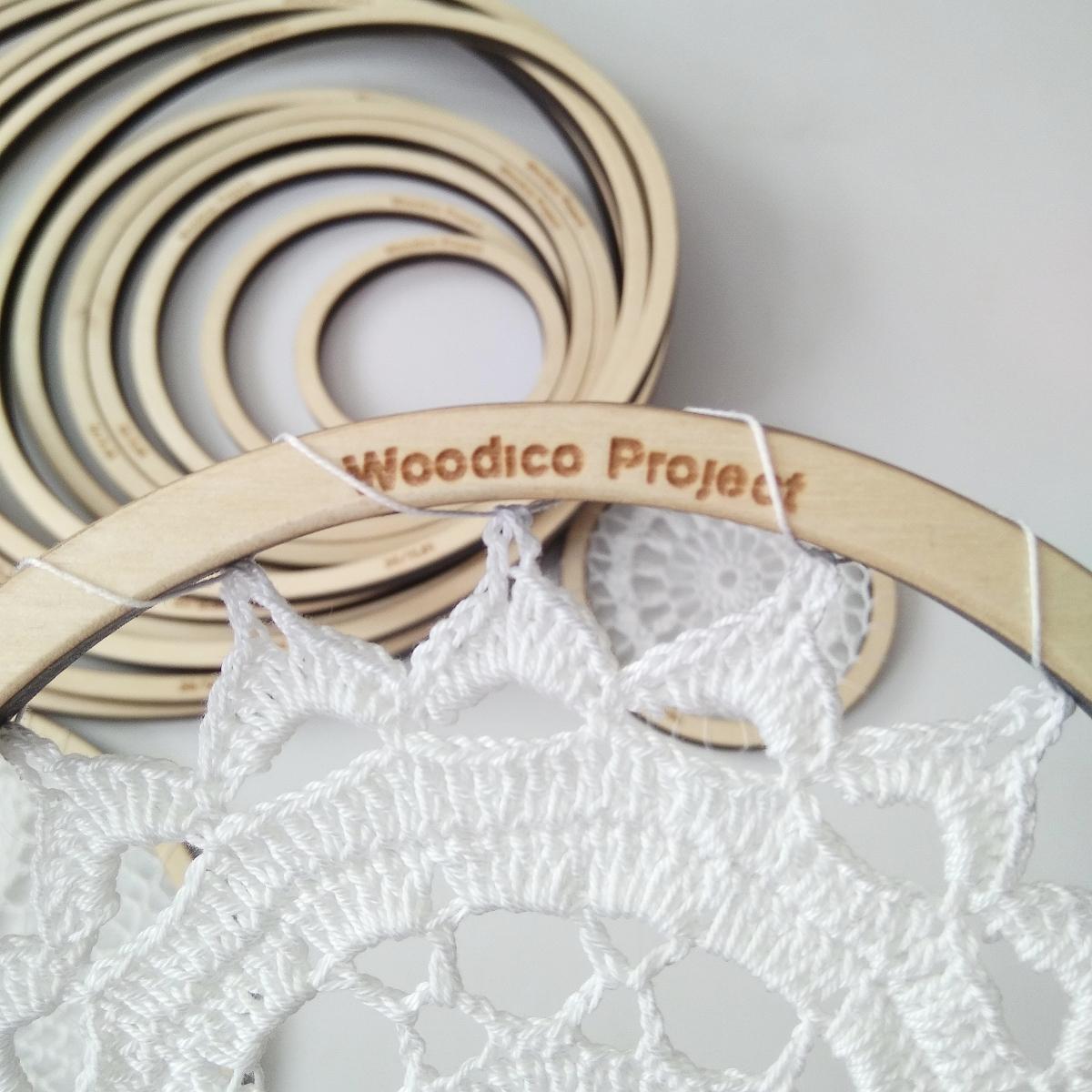 woodico.pro 1 1200x1200 - Dream catcher base / Set of 15 rings 12-40 cm