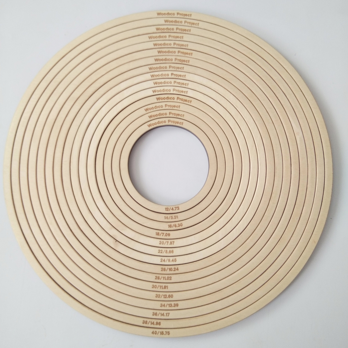 woodico.pro dream catcher base set of 15 rings 12 40 cm 10 1200x1200 - Dream catcher base / Set of 15 rings 12-40 cm