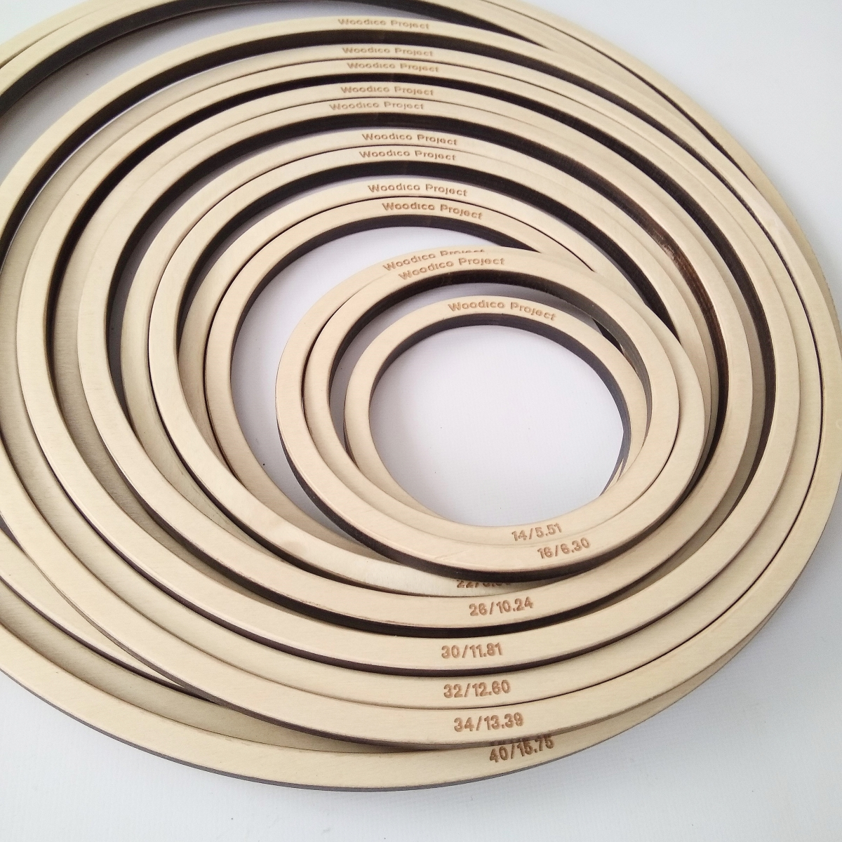 woodico.pro dream catcher base set of 15 rings 12 40 cm 11 1200x1200 - Dream catcher base / Set of 15 rings 12-40 cm