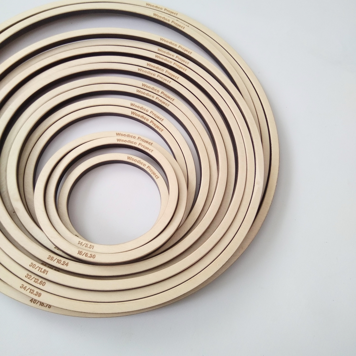 woodico.pro dream catcher base set of 15 rings 12 40 cm 13 1200x1200 - Dream catcher base / Set of 15 rings 12-40 cm