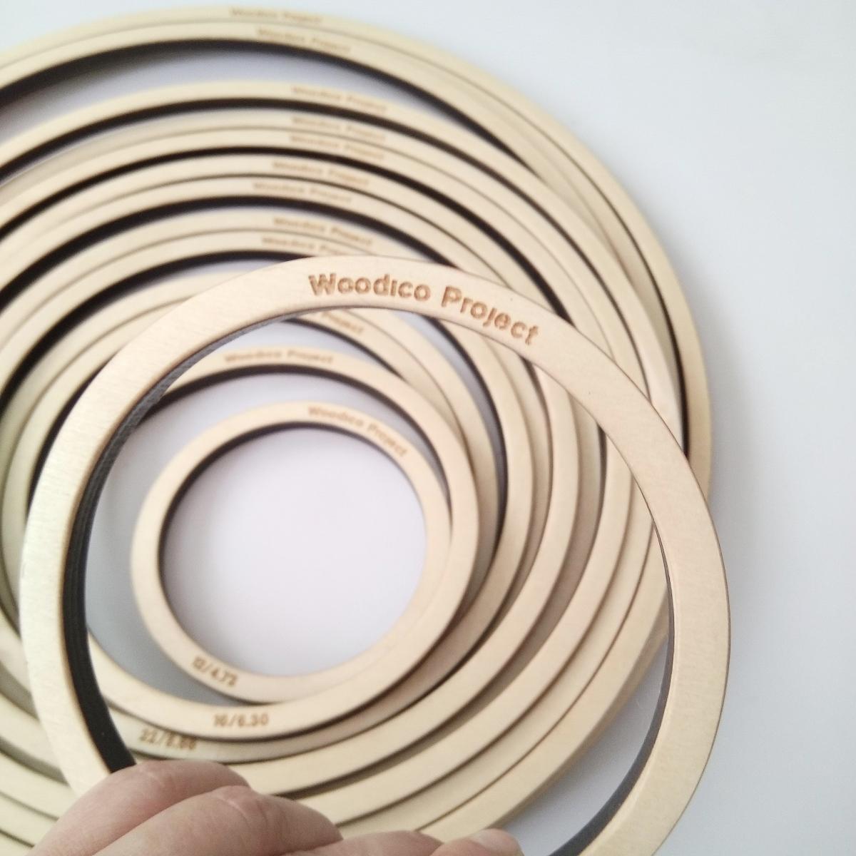 woodico.pro dream catcher base set of 15 rings 12 40 cm 14 1200x1200 - Dream catcher base / Set of 15 rings 12-40 cm