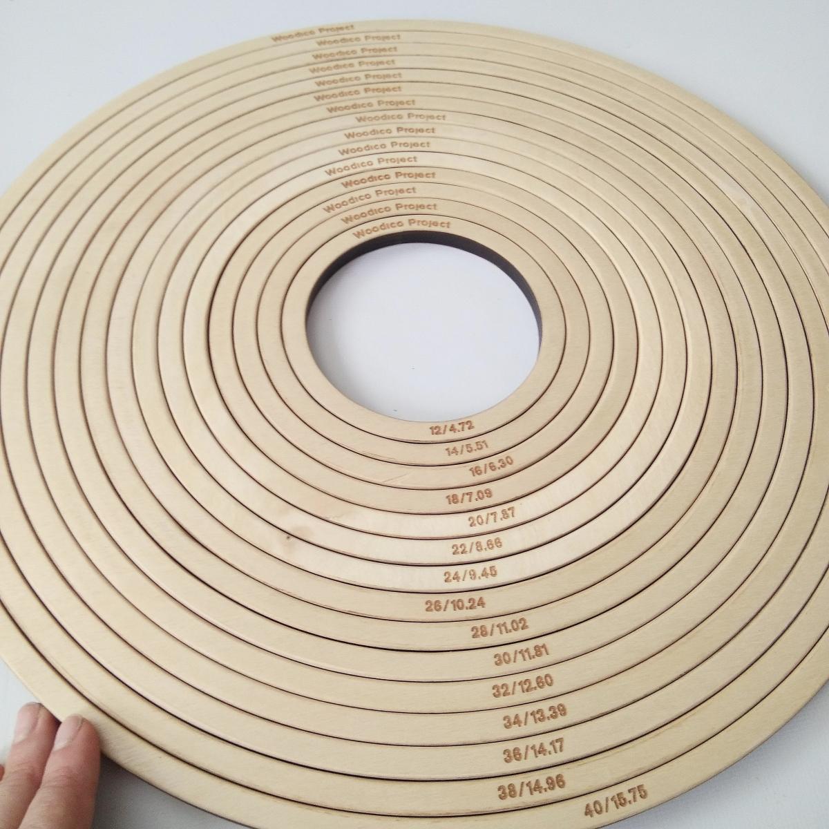 woodico.pro dream catcher base set of 15 rings 12 40 cm 18 1200x1200 - Dream catcher base / Set of 15 rings 12-40 cm