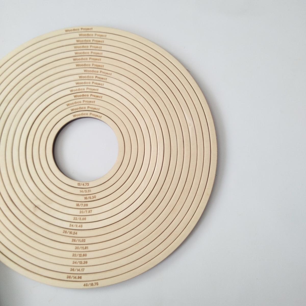 woodico.pro dream catcher base set of 15 rings 12 40 cm 19 1200x1200 - Dream catcher base / Set of 15 rings 12-40 cm
