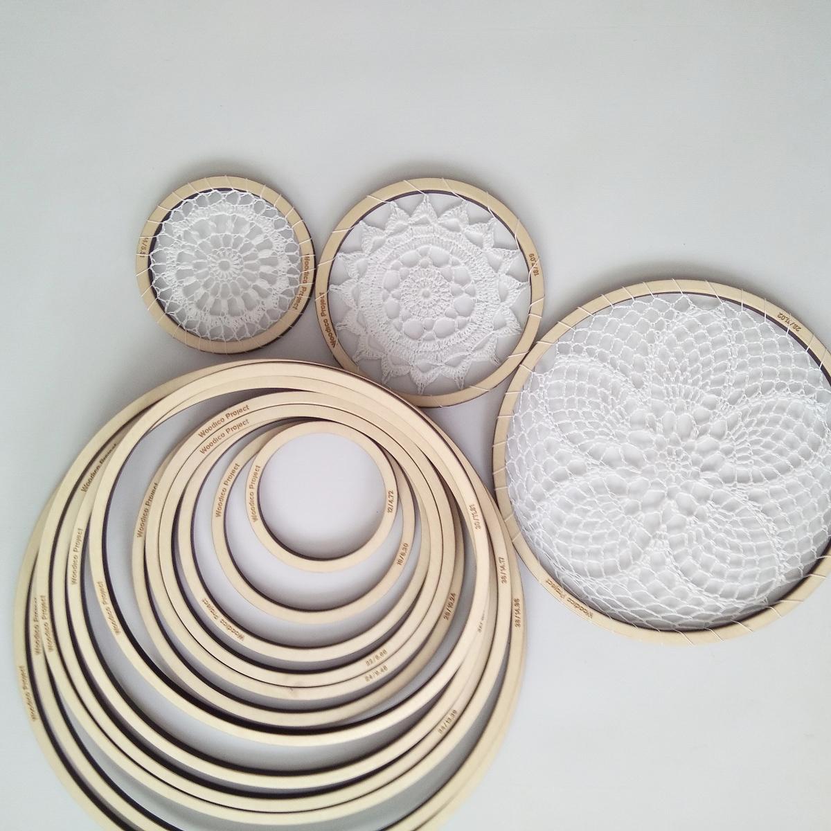 woodico.pro dream catcher base set of 15 rings 12 40 cm 5 1200x1200 - Dream catcher base / Set of 15 rings 12-40 cm