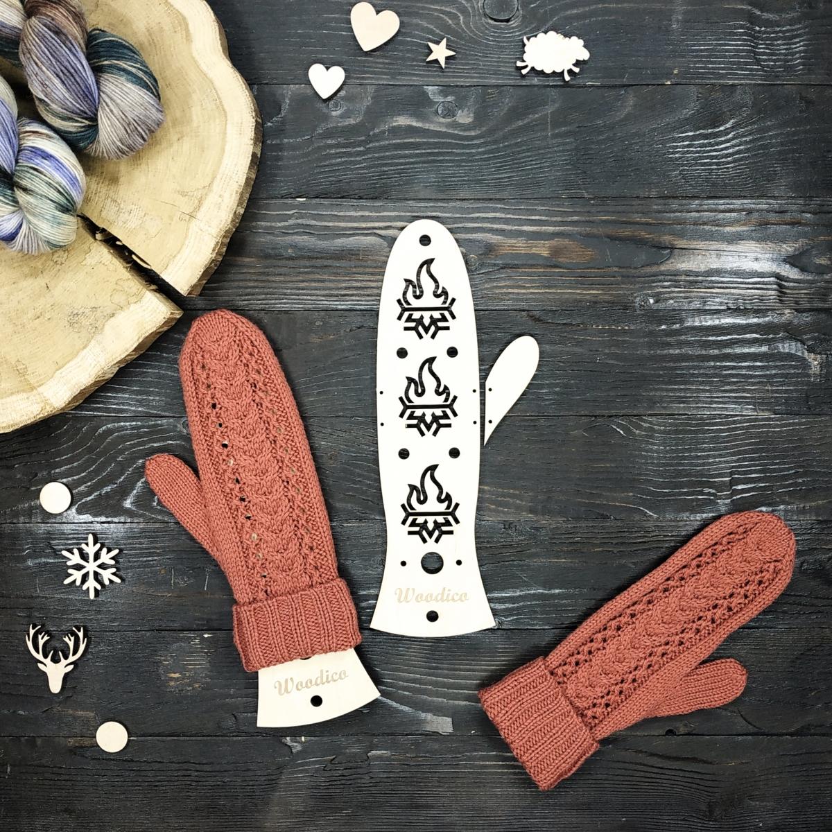 woodico.pro wooden mitten blockers hot cold 1200x1200 - Wooden mitten blockers / Hot&Cold
