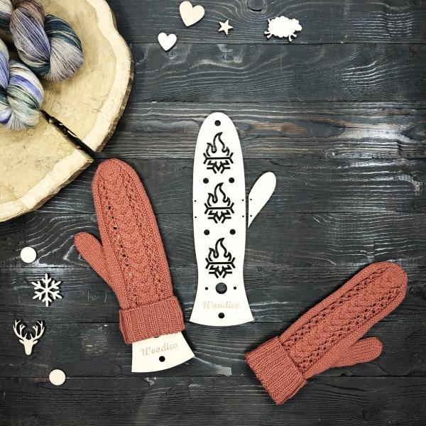 woodico.pro wooden mitten blockers hot cold 600x600 - Wooden mitten blockers / Hot&Cold