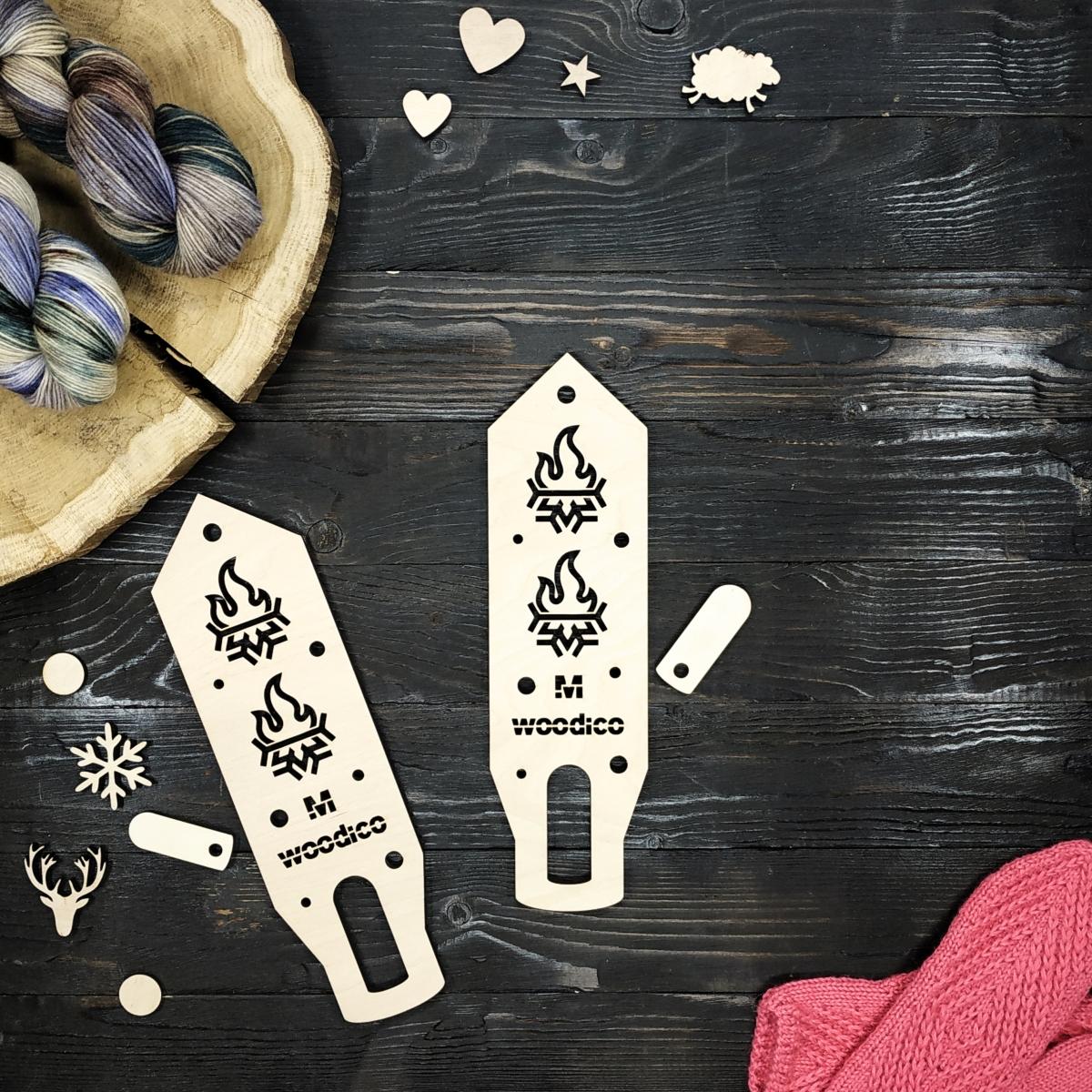 woodico.pro wooden mitten blockers nordic hot cold 1 1200x1200 - Wooden mitten blockers / Nordic Hot&Cold