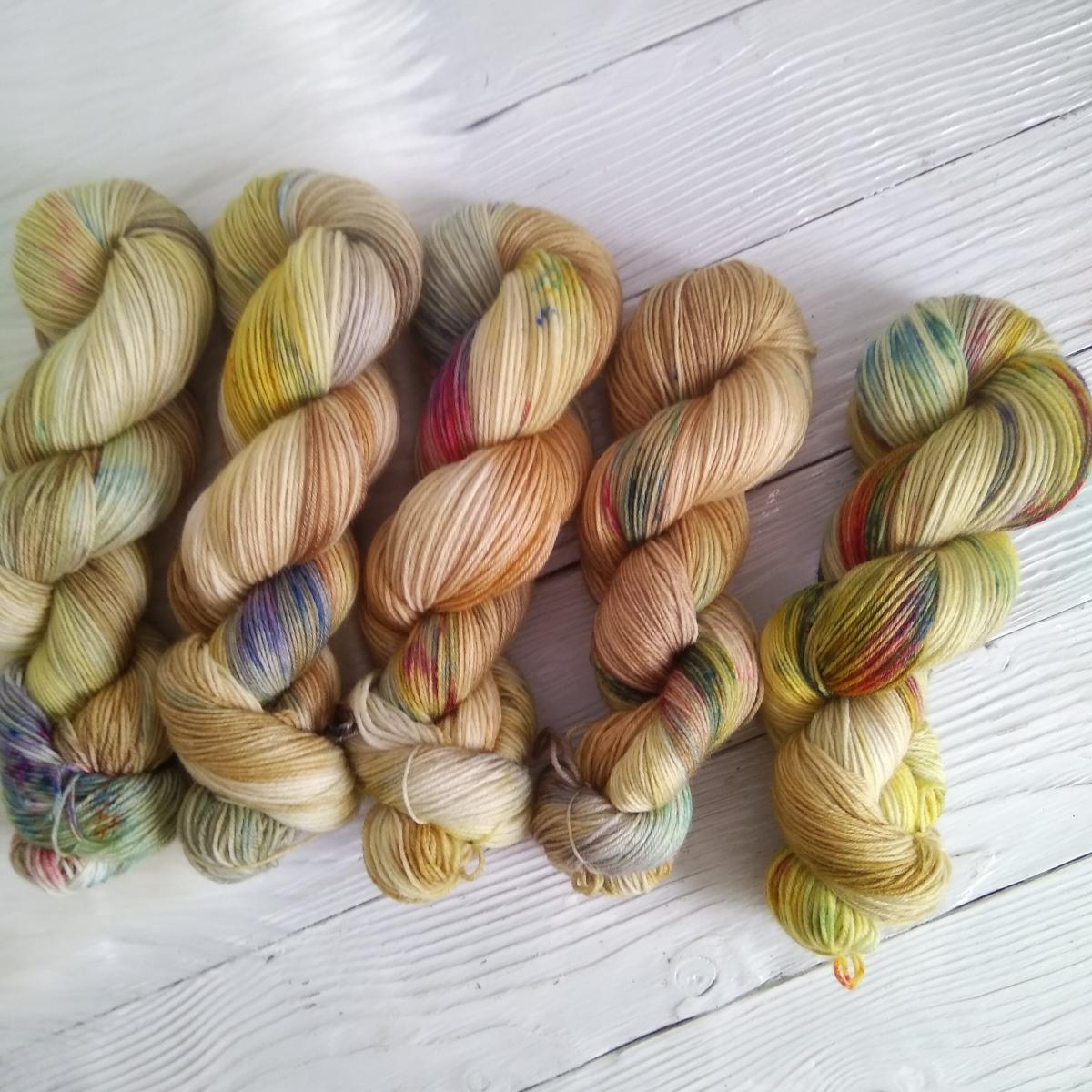 woodico.pro hand dyed yarn 032 7 1200x1200 - Hand dyed yarn / 032