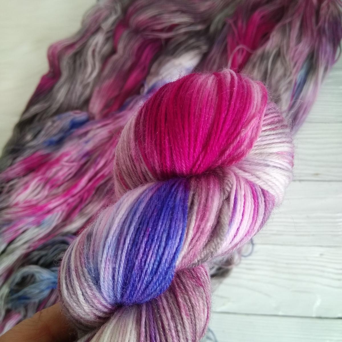 woodico.pro hand dyed yarn 034 1200x1200 - Hand dyed yarn / 034