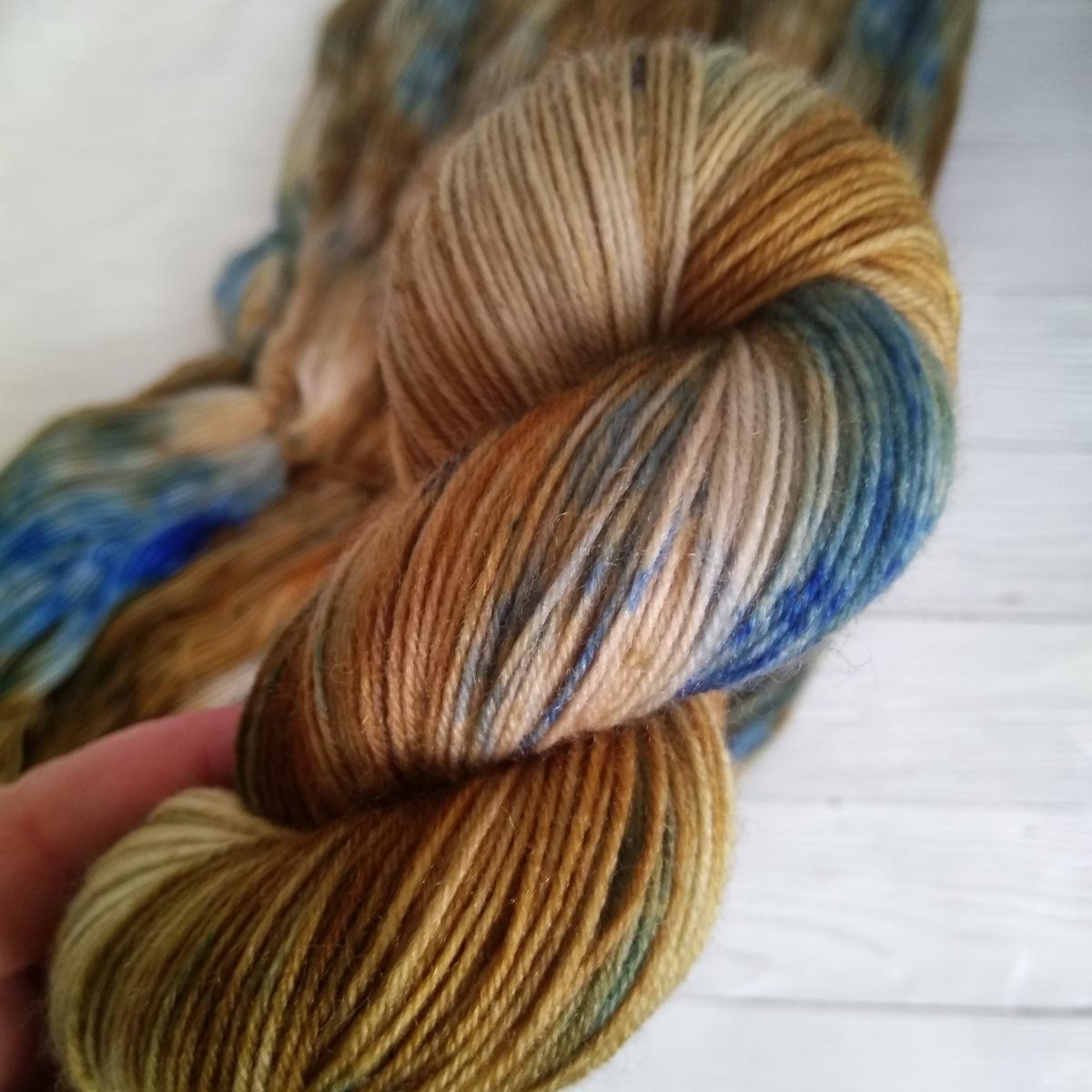 woodico.pro hand dyed yarn 036 1200x1200 - Hand dyed yarn / 036
