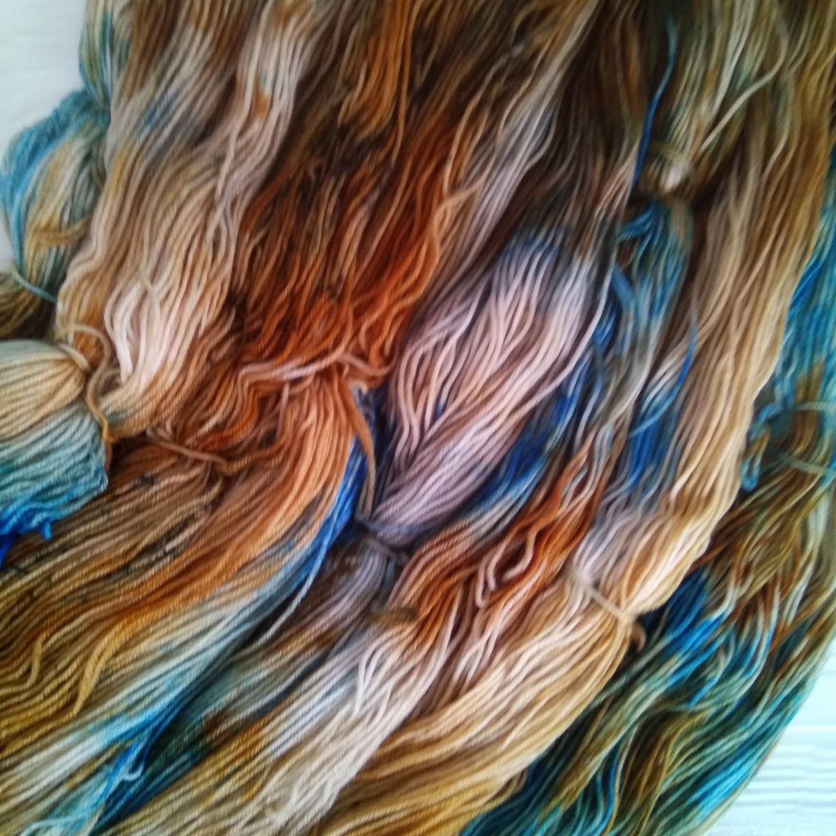 woodico.pro hand dyed yarn 036 2 1200x1200 - Hand dyed yarn / 036