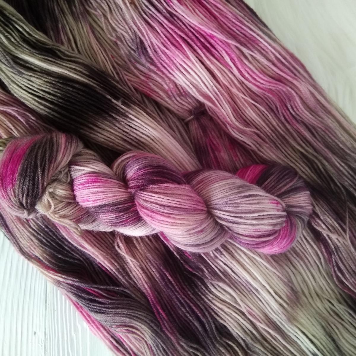 woodico.pro hand dyed yarn 037 2 1200x1200 - Hand dyed yarn / 037