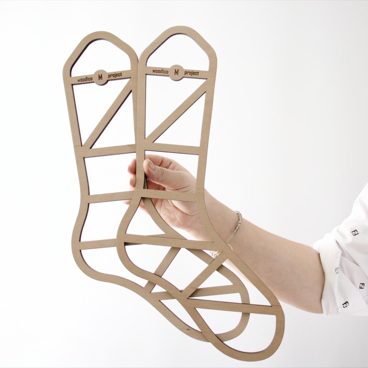 woodico.pro wooden sock blockers zen 1 1200x1200 - Wooden sock blockers / Zen