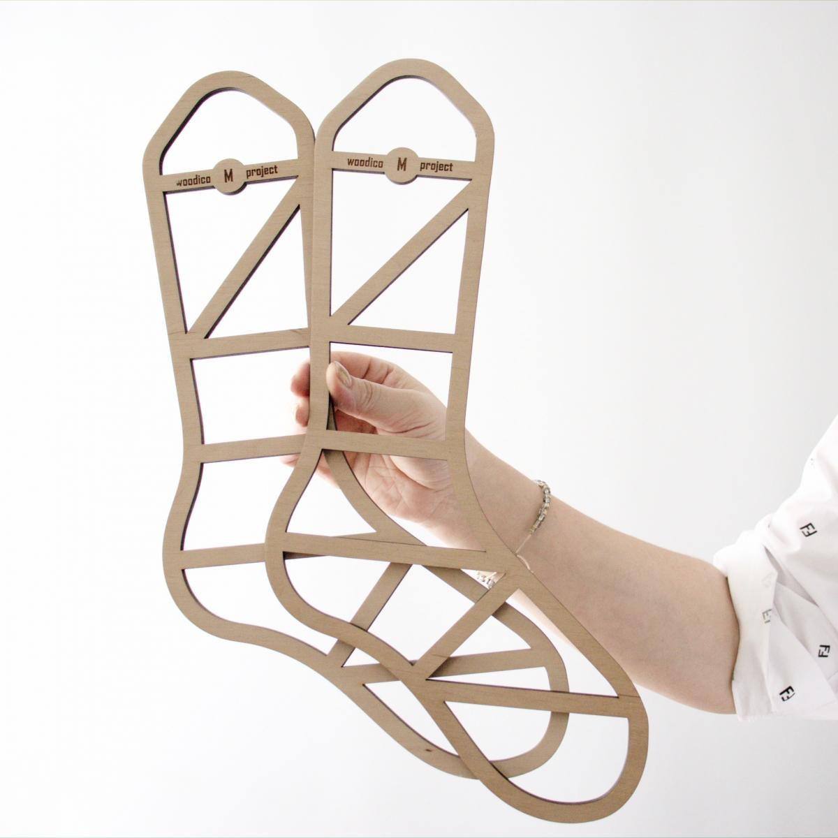 woodico.pro wooden sock blockers zen 10 1200x1200 - Wooden sock blockers / Zen
