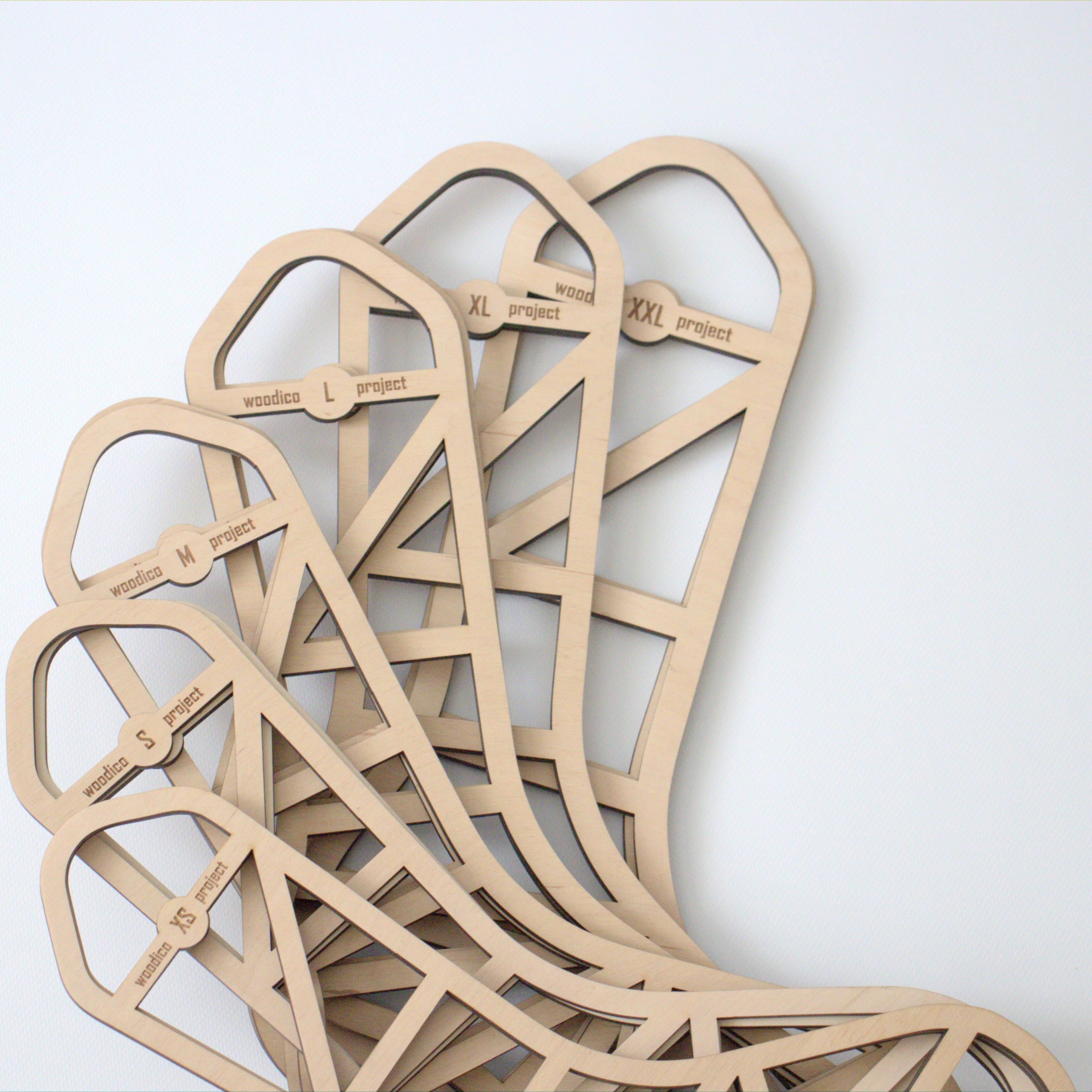 woodico.pro wooden sock blockers zen 5 - New product - Wooden sock blockers / Zen