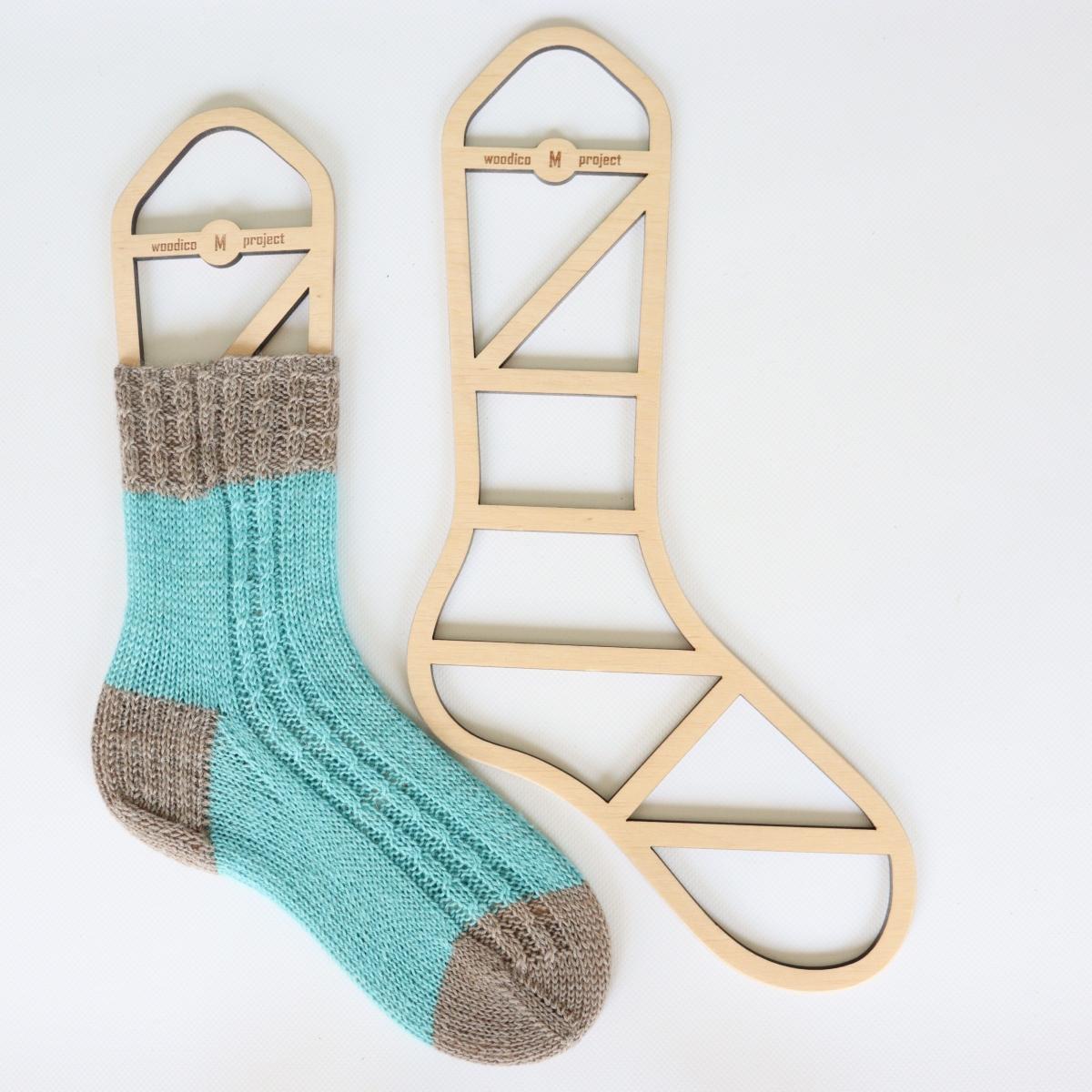 woodico.pro wooden sock blockers zen 6 1200x1200 - Wooden sock blockers / Zen
