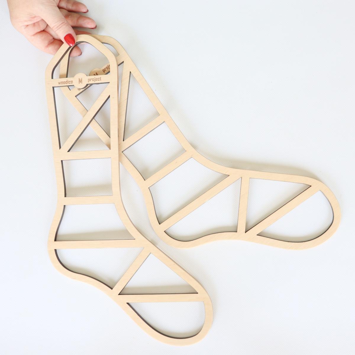 woodico.pro wooden sock blockers zen 8 1200x1200 - Wooden sock blockers / Zen