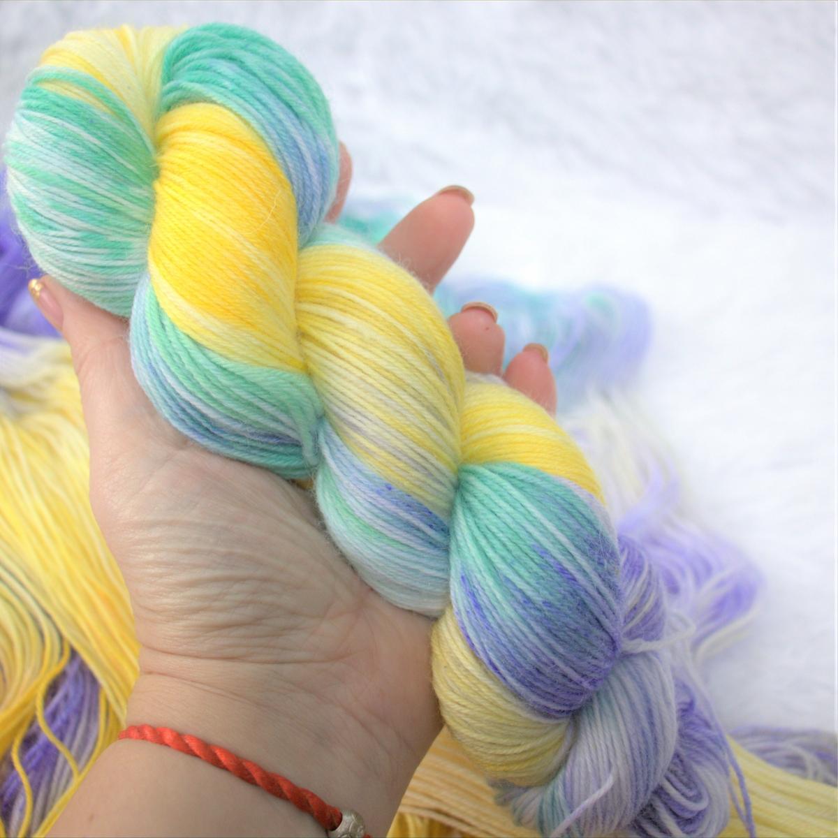 woodico.pro hand dyed yarn 045 copy 2 1200x1200 - Hand dyed yarn / 046