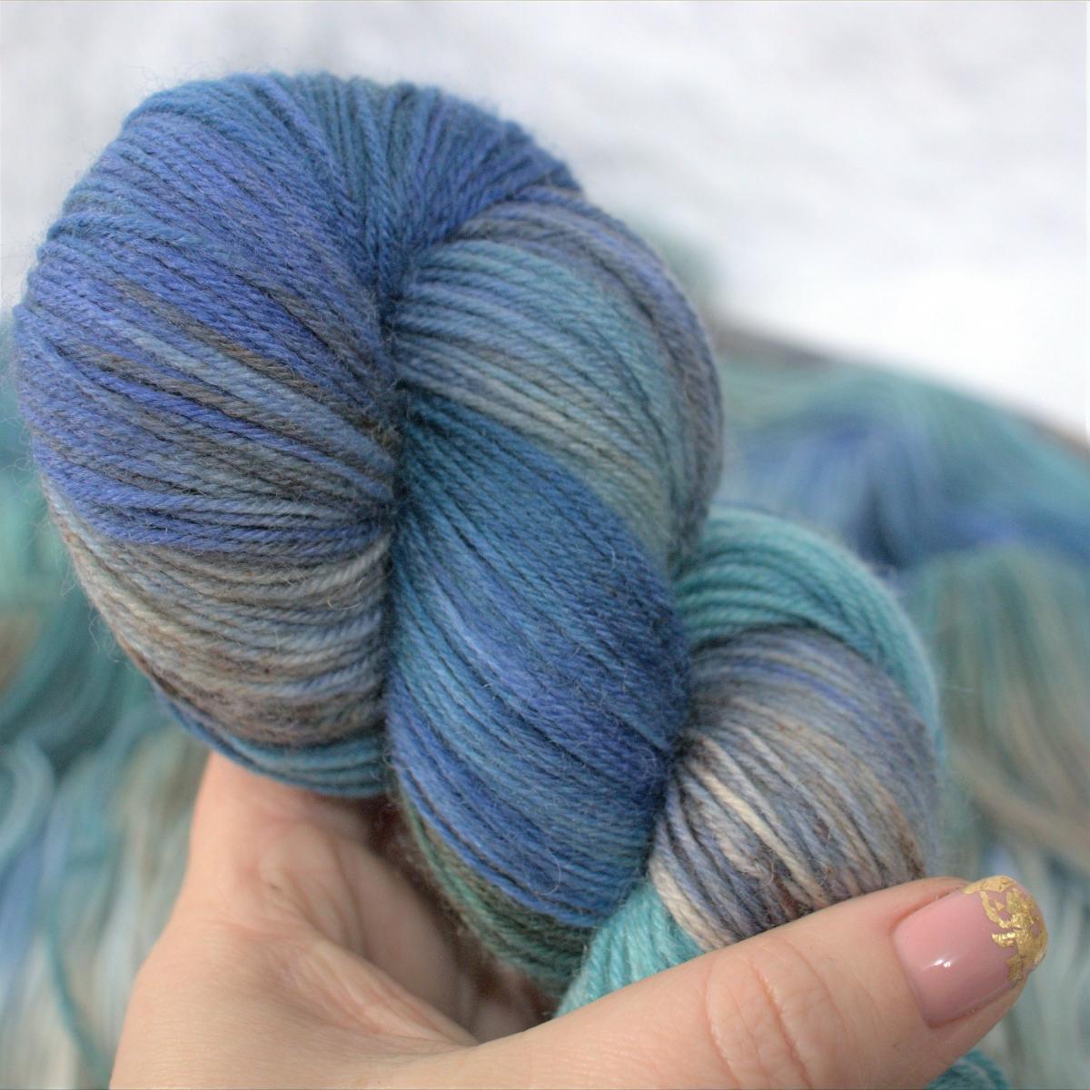 woodico.pro hand dyed yarn 051 copy 3 1200x1200 - Hand dyed yarn / 052