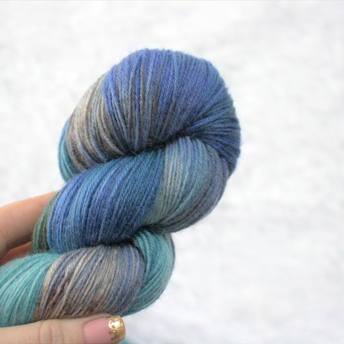 woodico.pro hand dyed yarn 052 1200x1200 - Hand dyed yarn / 052