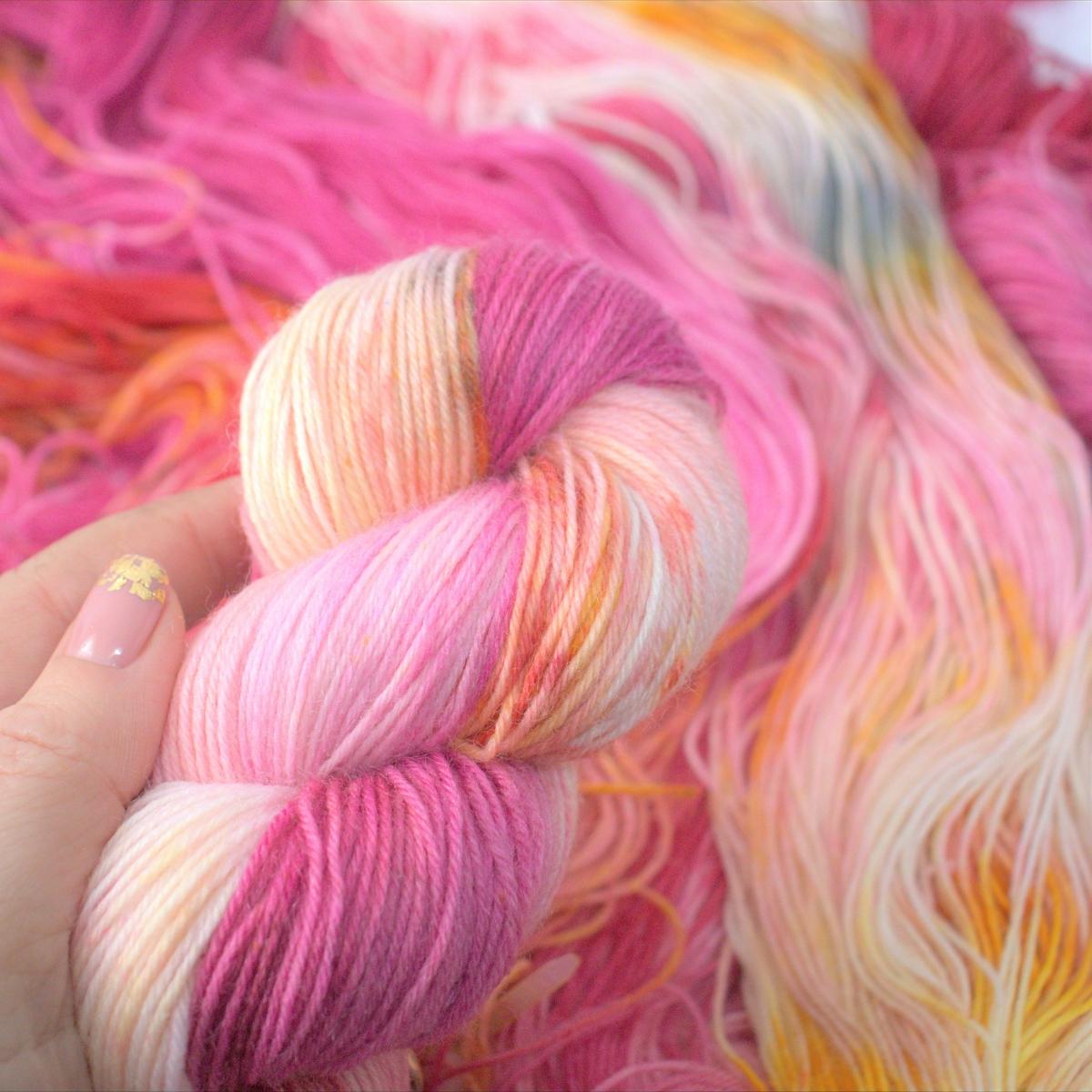 woodico.pro hand dyed yarn 053 3 1200x1200 - Hand dyed yarn / 053