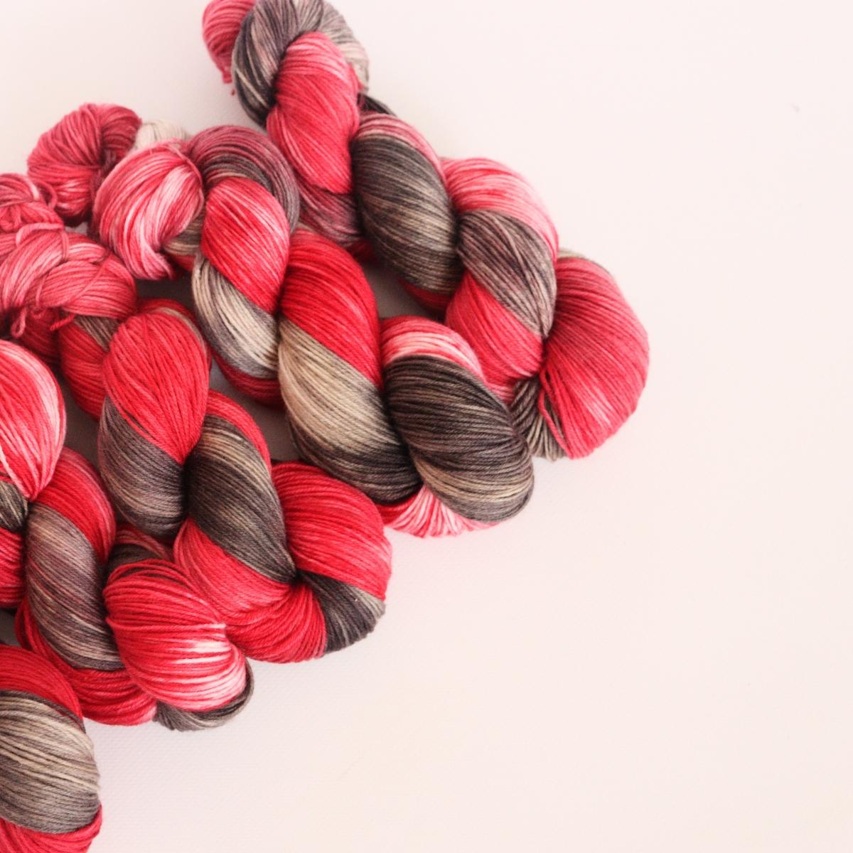 woodico.pro hand dyed yarn 056 4 1200x1200 - Hand dyed yarn / 056