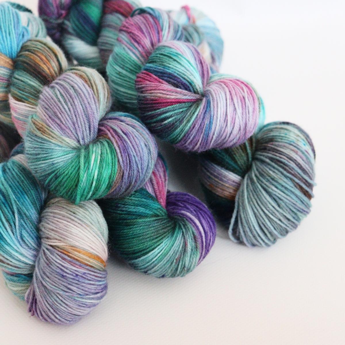 woodico.pro hand dyed yarn 058 2 1200x1200 - Hand dyed yarn / 058
