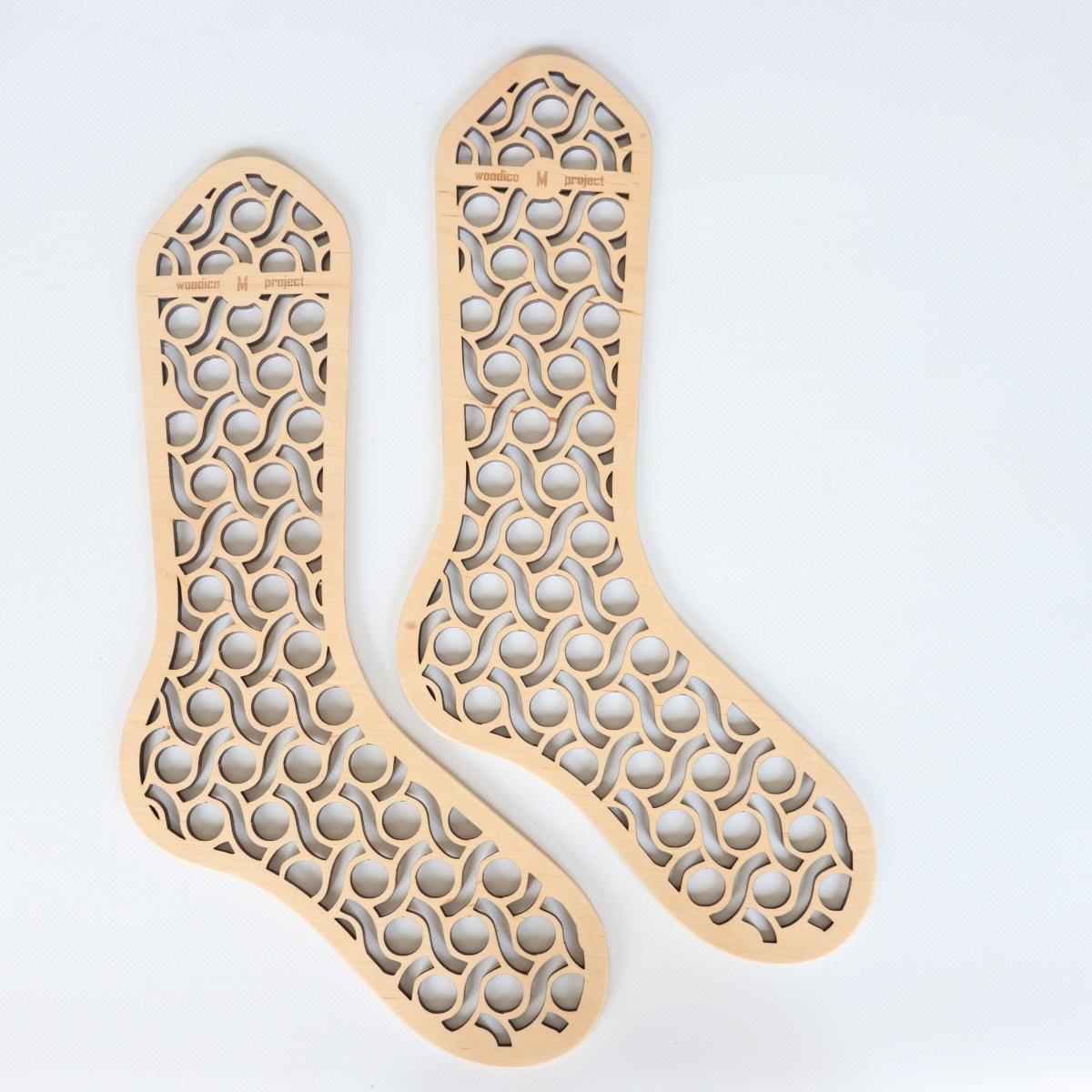 woodico.pro wooden sock blockers pasta 1 1200x1200 - Wooden sock blockers / Pasta