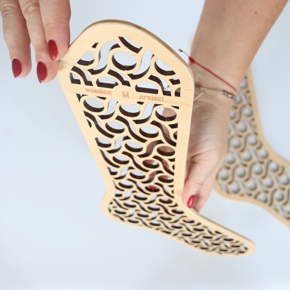 woodico.pro wooden sock blockers pasta 4 1200x1200 - Wooden sock blockers / Pasta