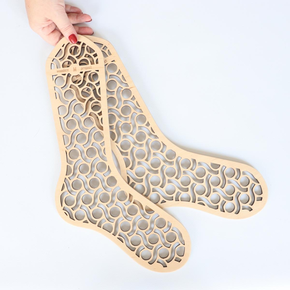 woodico.pro wooden sock blockers pasta 6 1200x1200 - Wooden sock blockers / Pasta