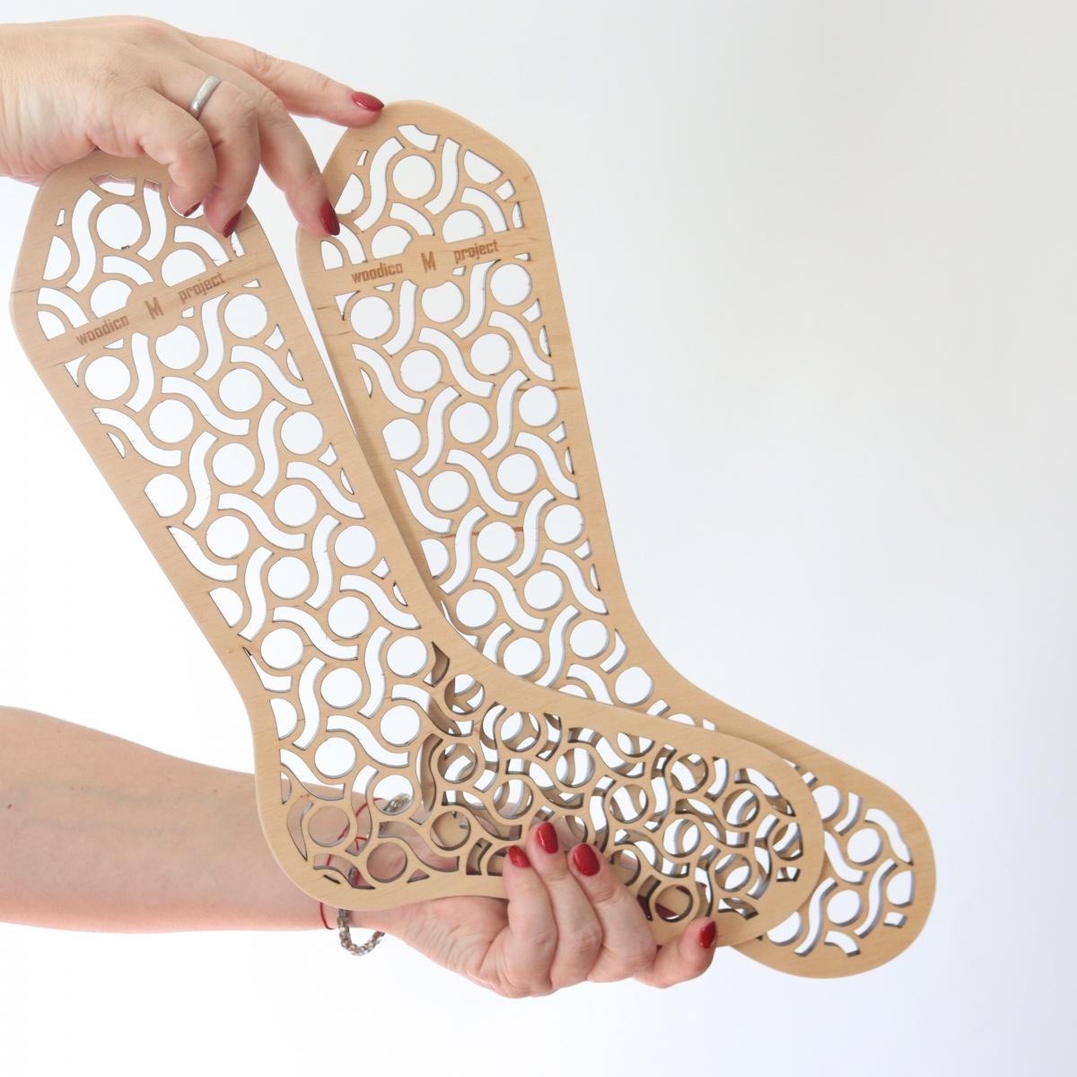 woodico.pro wooden sock blockers pasta 7 1200x1200 - Wooden sock blockers / Pasta
