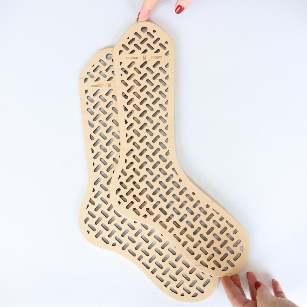woodico.pro wooden sock blockers stitches 4 1200x1200 - Wooden sock blockers / Stitches