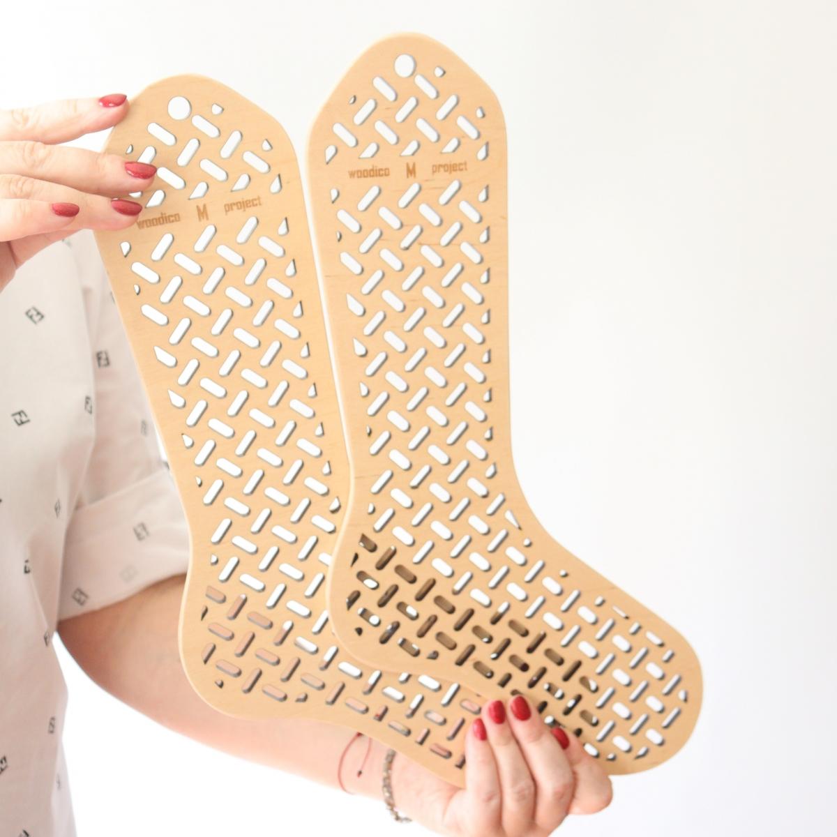 woodico.pro wooden sock blockers stitches 8 1200x1200 - Wooden sock blockers / Stitches