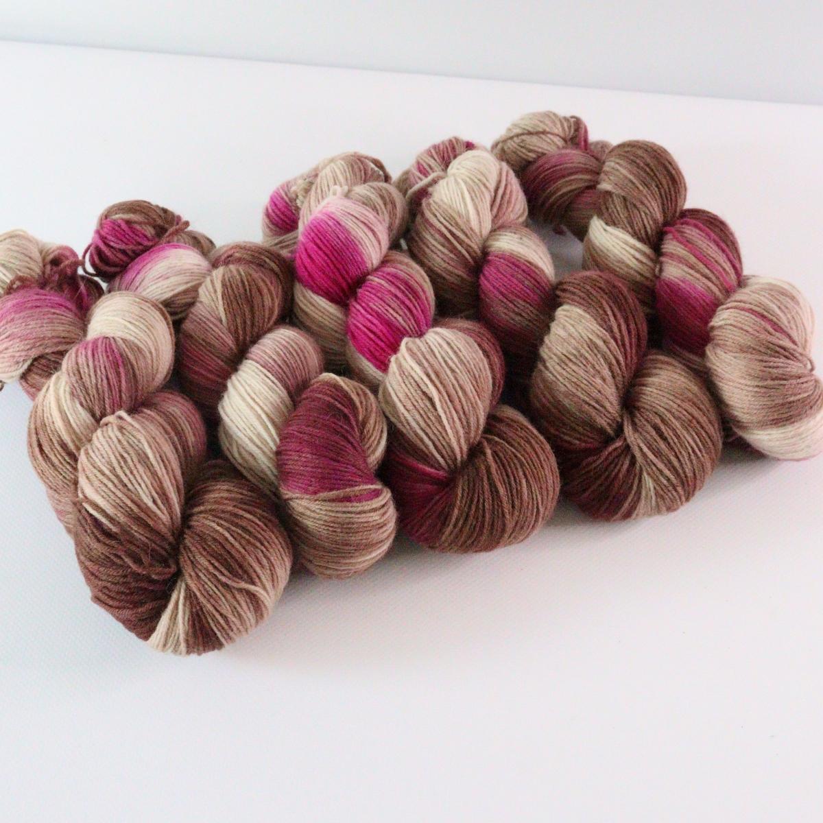 woodico.pro hand dyed yarn 073 1 1200x1200 - Hand dyed yarn / 073