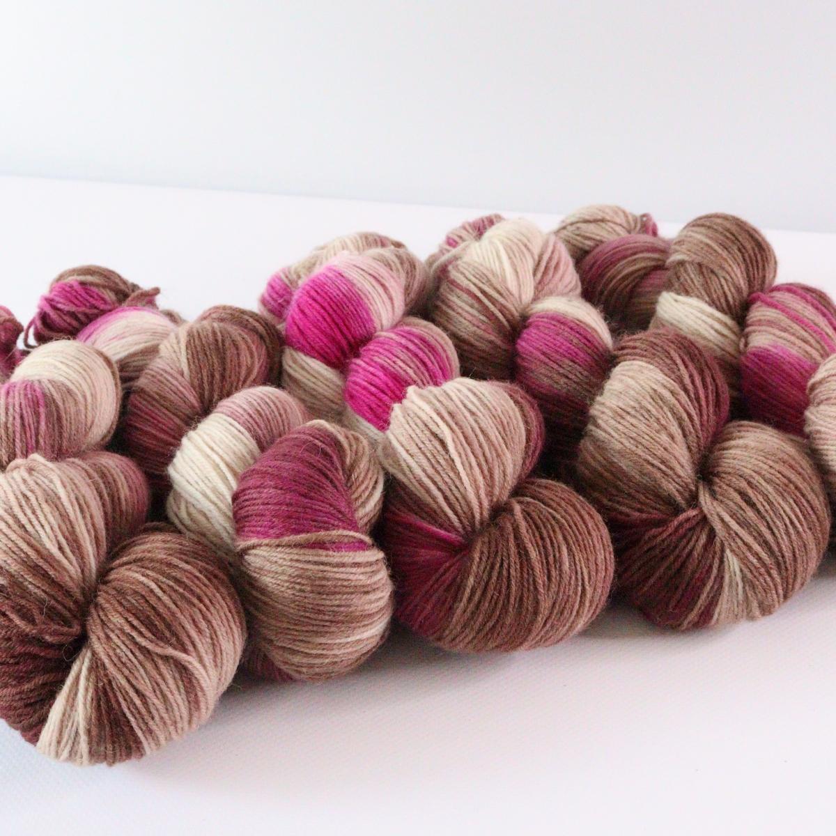 woodico.pro hand dyed yarn 073 1200x1200 - Hand dyed yarn / 073