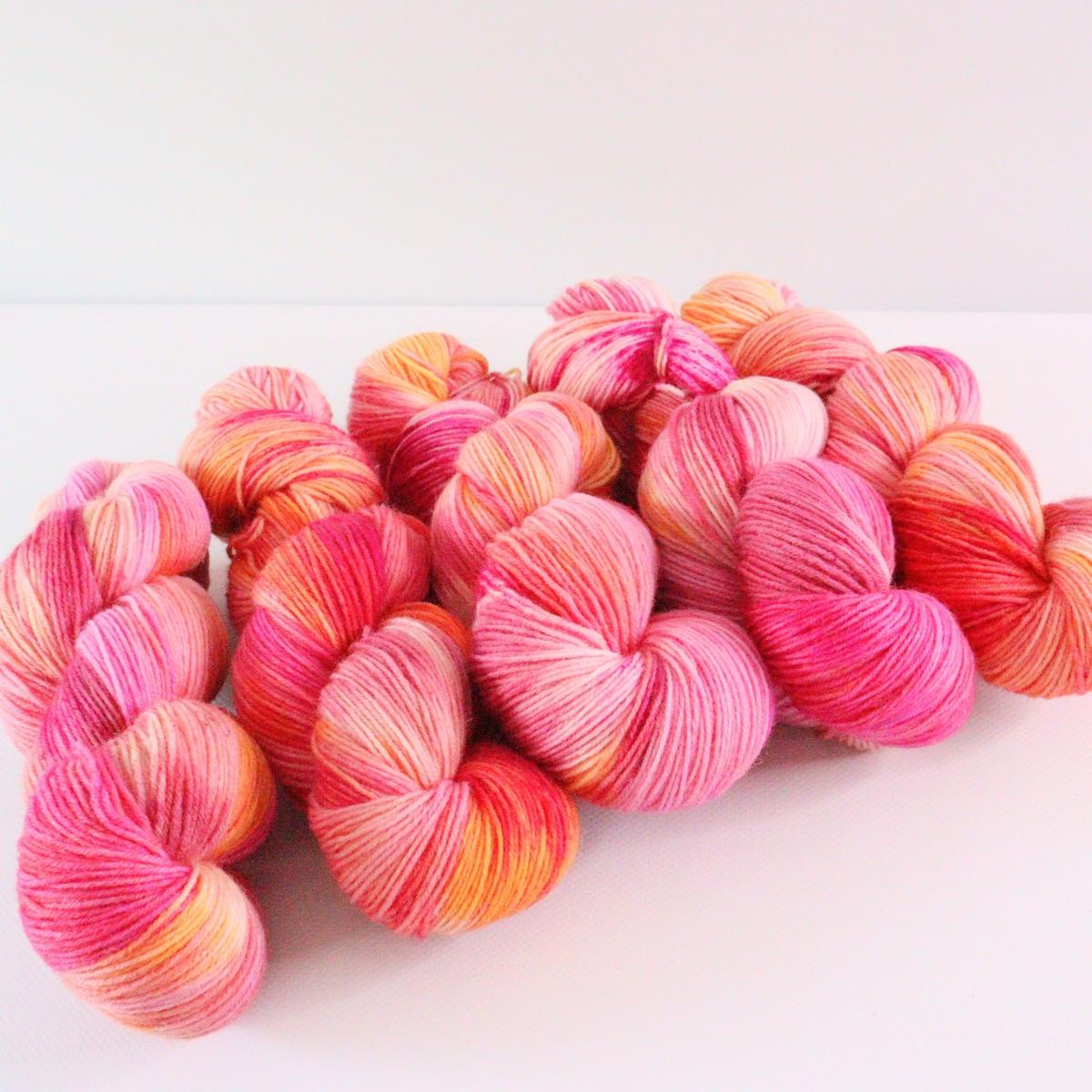 woodico.pro hand dyed yarn 076 1200x1200 - Hand dyed yarn / 076