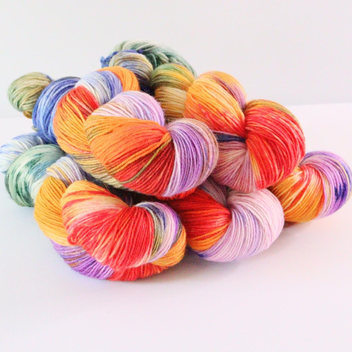 woodico.pro hand dyed yarn 078 1 1200x1200 - Hand dyed yarn / 078